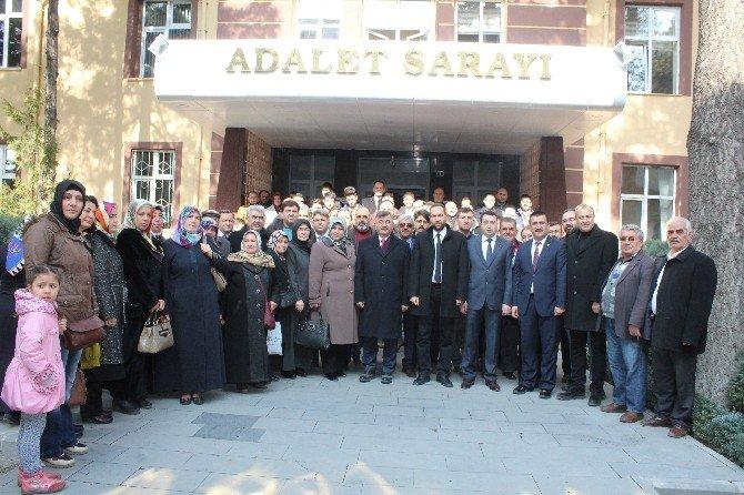 AK Partililer Kılıçdaroğlu Hakkında Suç Duyurusunda Bulundu
