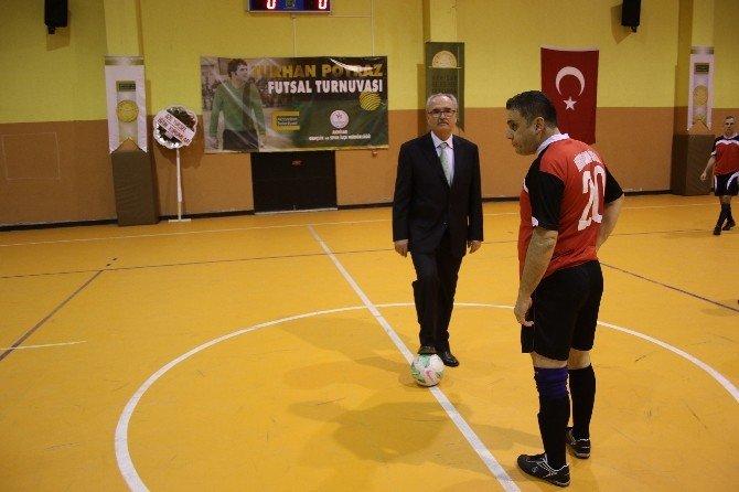 Turhan Poyraz Futsal Turnuvası Başladı