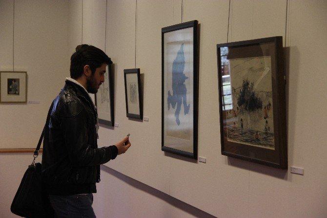 Koleksiyoner Çiftten Anadolu Üniversitesi'ne 13 Eser