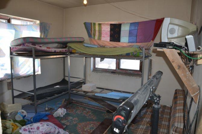 Bombacı Sömer'in kaldığı iddia edilen yer bir villa inşaatı