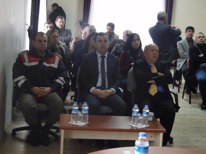 Avanos'ta Bayır Bucak Türkmenlerine Yarım Kampanyası Başlatıldı