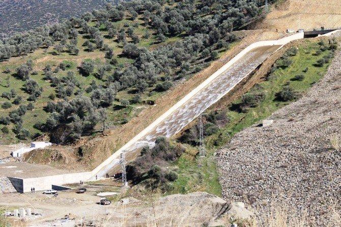 Bademli Barajında Doluluk Yüzde 100'e Ulaştı