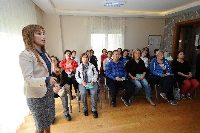 Karşıyaka'da Şekere Karşı Bilinçlendirme Semineri
