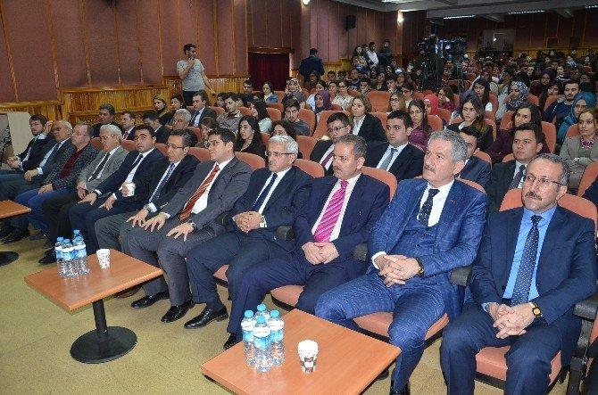 """BEÜ'de """"Vergi Bilinci Ve Gönüllü Uyum"""" Adlı Panel"""