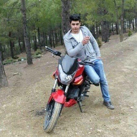 Çok Sevdiği Motosikleti Sonu Oldu