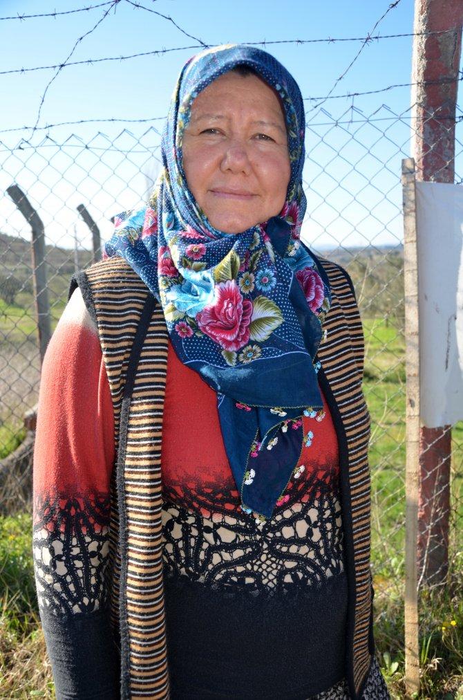 Santral için zeytinleri kesilen Yırcalılardan Cerattepe'ye destek