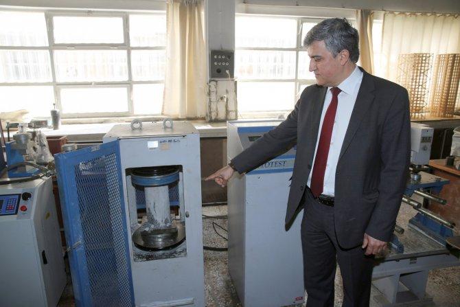 Prof. Dr. Çağatay: Türkiye'de beton kalitesi yeterli değil