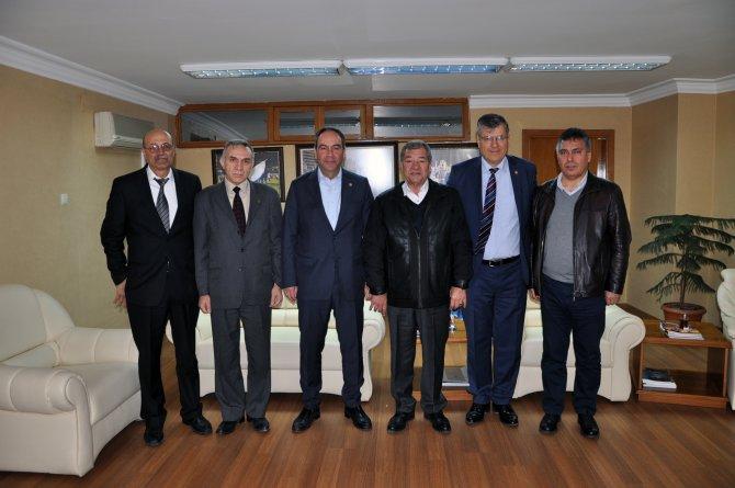 CHP İl Başkanı Barut: İktidarın ekonomik girişimi CHP'nin projelerinin yansıması