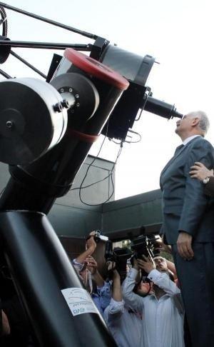 Türkiye Uzayı Erzurum'dan İzleyecek