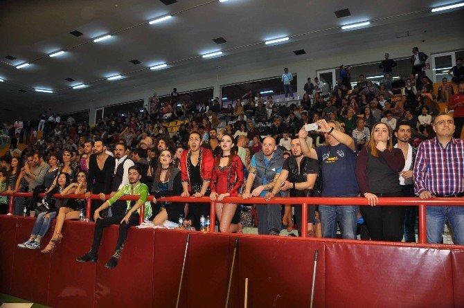 Kulüplerarası Türkiye 2. Etap Salsa Dans Yarışması