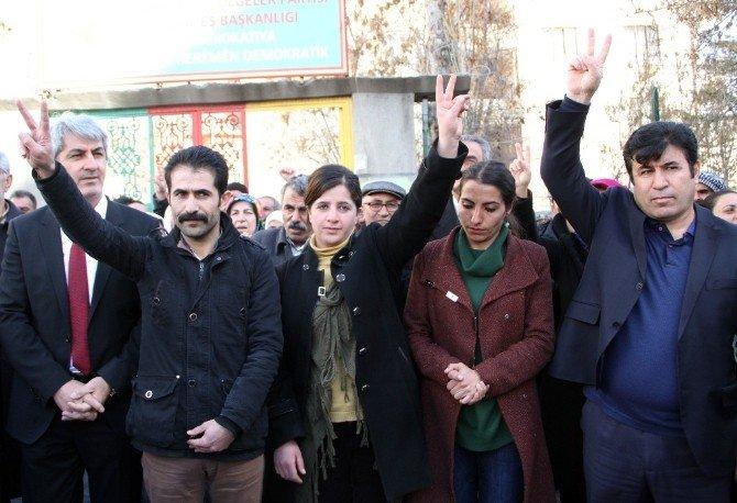 Van'da Sekiz Kişi Gözaltına Alındı
