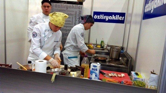 Didim MYO, Uluslararası Mutfak Günleri'nden Madalyalarla Döndü