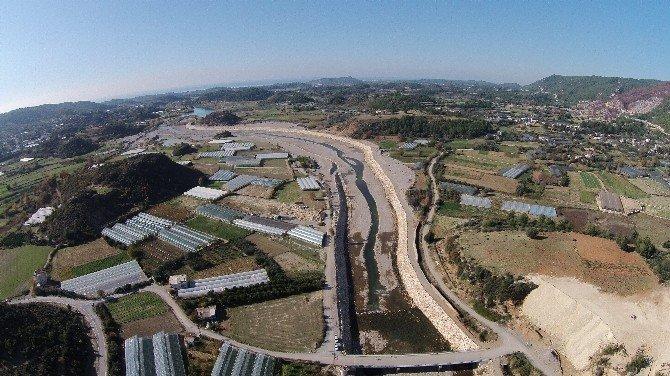 DSİ'den Alanya'ya Yeni Yatırımlar