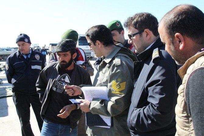 Didim'de Kaçak Geçişlerin Önlenmesi İçin Sıkı Tedbir