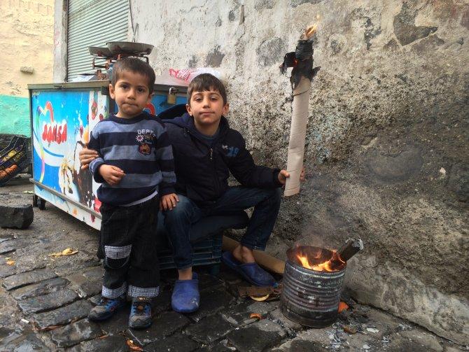 Sur'da çatışmaların gölgesinde yaşam