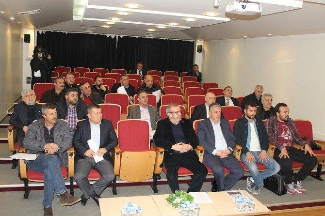 DTSO Meclis Toplantısı Gerçekleştirildi