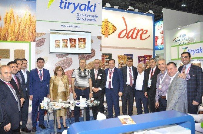 Dubai 'De Dünyanın Gözü Tiryaki Agro'da