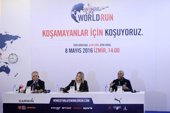 Dünyanın en büyük koşularından biri İzmir'de yapılacak