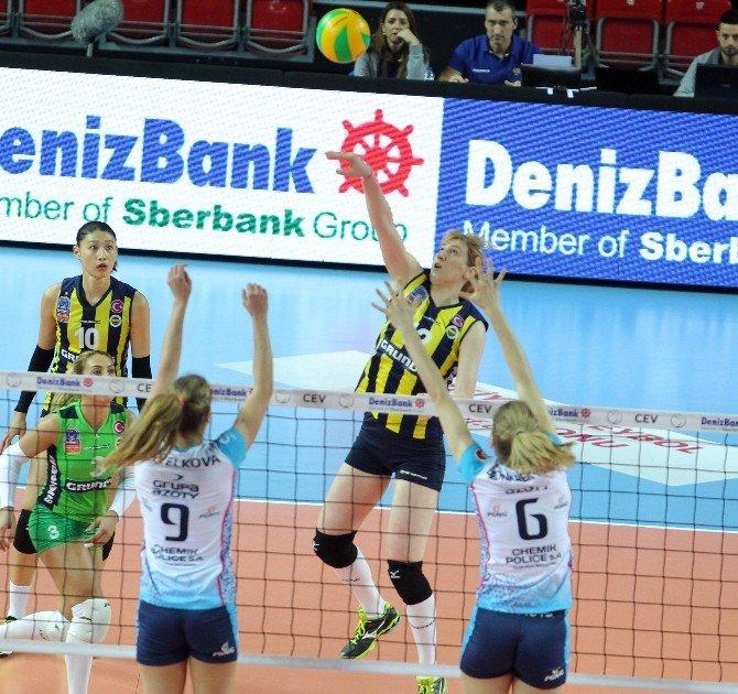 Fenerbahçe Grundig Çeyrek Finalde