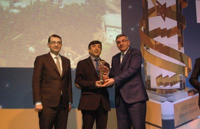 Iccı 2015 Enerji Ödülleri Töreni