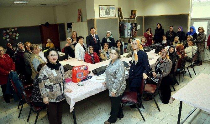 """Tok: """"İlkadım'da Her Projede Kadının Yeri Var"""""""