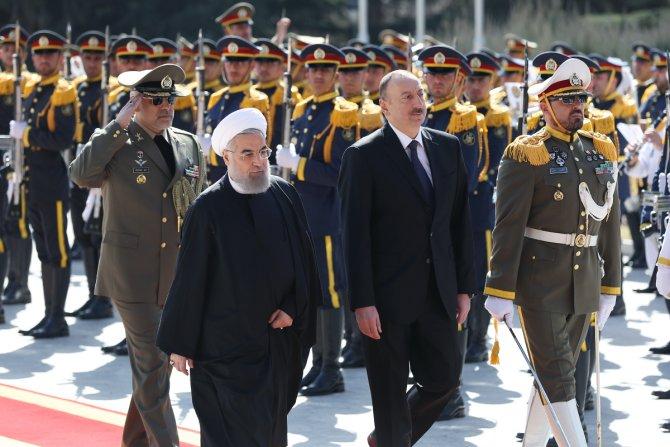 Aliyev: İran'la ilişkilerimiz stratejik işbirliği seviyesine yükselmiştir