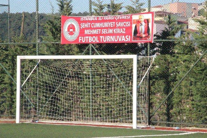 Şehit Savcı Mehmet Selim Kiraz Anısına Futbol Turnuvası