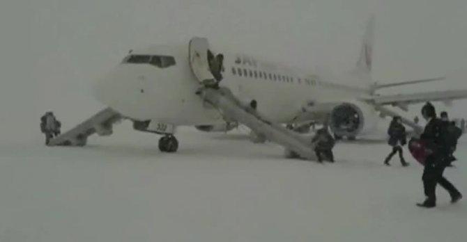 Japonya'da hava muhalefeti, muhtemel bir uçak faciasını önledi: 4 yaralı