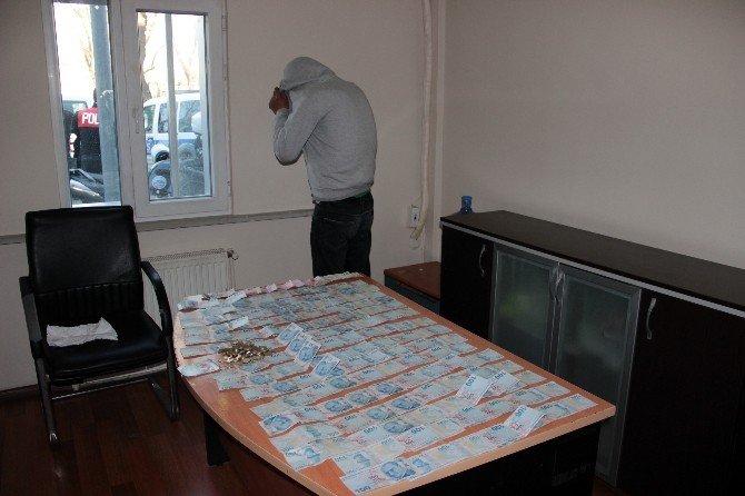Dilencinin Üzerinden 12 Bin Lira Çıkınca Polis Şaşkına Döndü