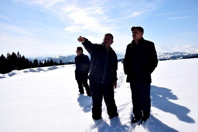 Giresun Kar Festivaline Hazırlanıyor