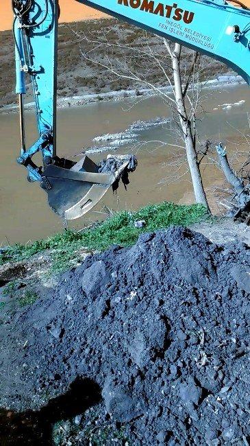 Çalınan Çelik Kasalar Barajdan Çıktı