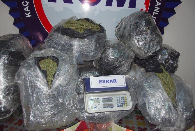 Uyuşturucu operasyonlarında 6 kişi tutuklandı