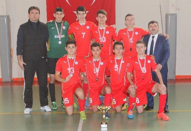 Yamanlar Futsalda Türkiye Finallerinde