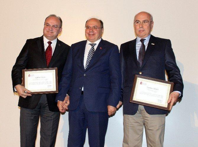 Muğla'nın Vergi Rekortmenleri Ödüllendirildi