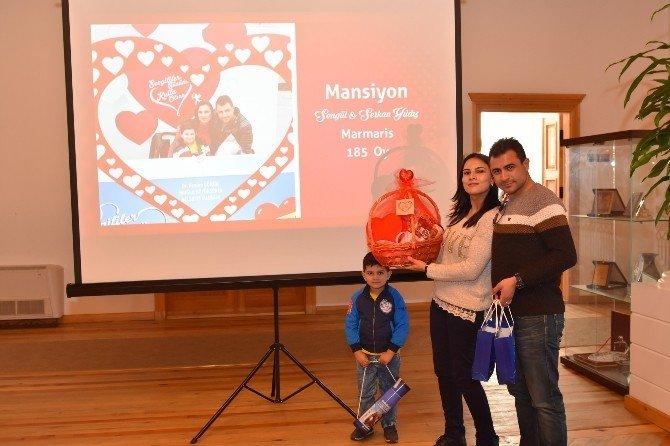Muğla Büyükşehrin Sevgililer Günü Yarışması Sonuçlandı