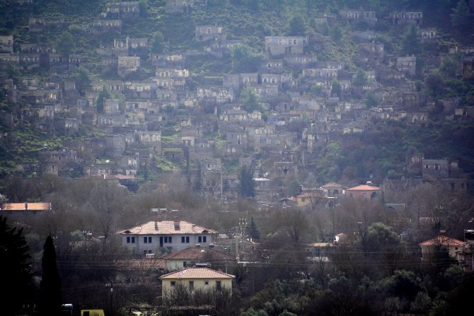 Fethiye Karaköy'ün su sıkıntısı gideriliyor
