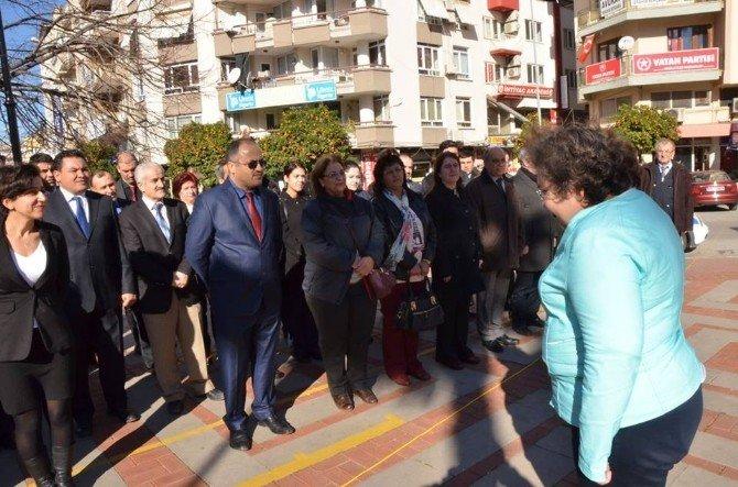 Nazilli'de Vergi Haftası Kutlamaları Başladı