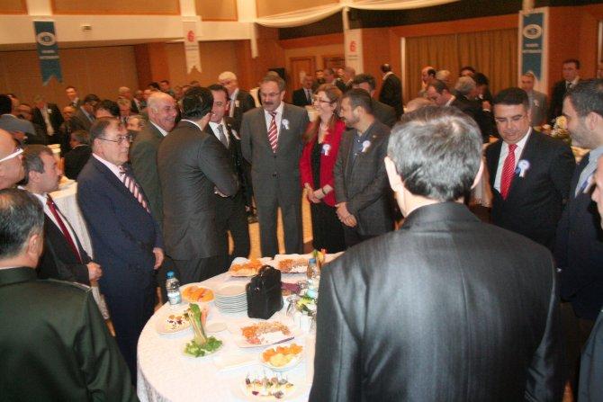 Nevşehir'de vergi rekortmenleri ödüllendirildi