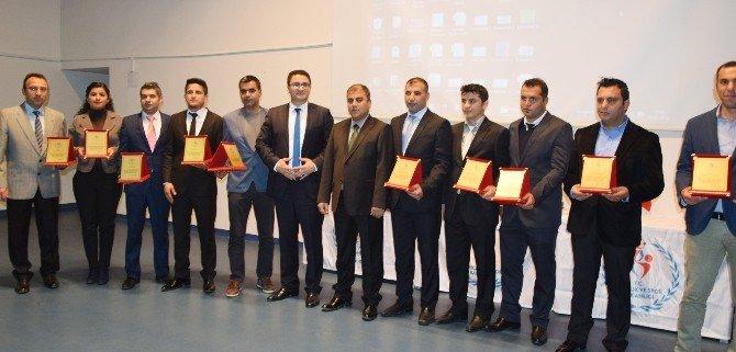 Okul Sporları 1. Dönem Ödülleri Sahiplerini Buldu