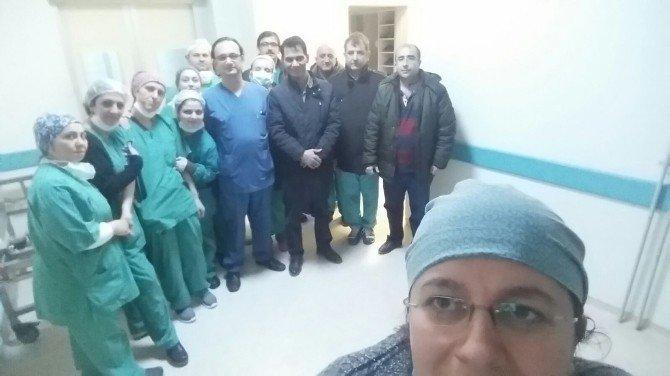 Tavşanlı'dan İstanbul'a Organ Nakli