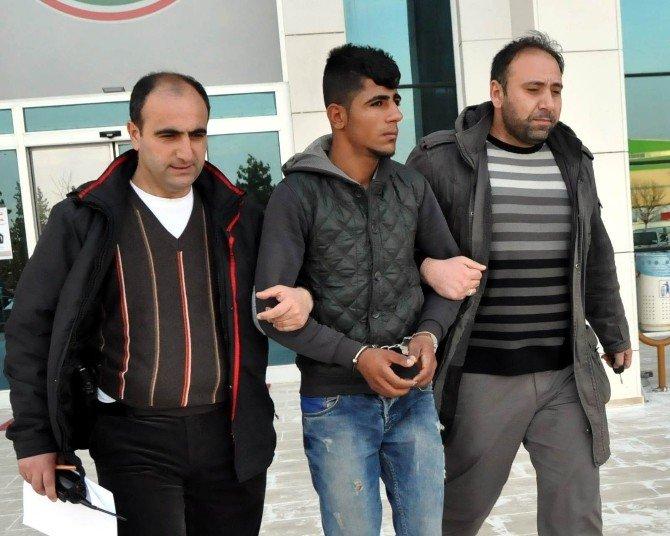Gaziantep'te Motosiklet Hırsızlığı