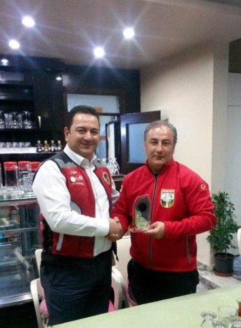 Salihli'de AKUT-setmog İşbirliği
