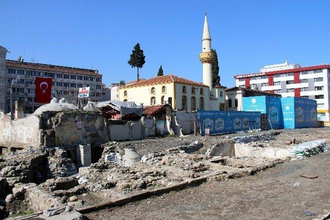 Saathane Meydanı Arkeolojik Kazı Çalışmaları İçin Mahkeme Sonuçları Bekleniyor