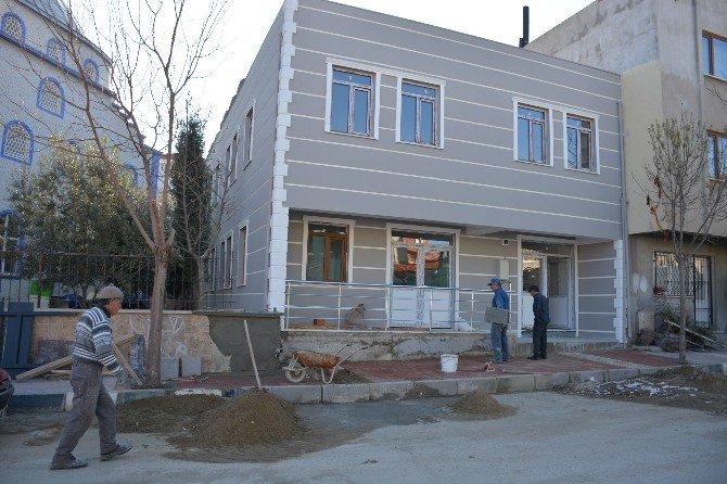 Akpınar Mahallesi Çok Amaçlı Salon Açılışa Hazır