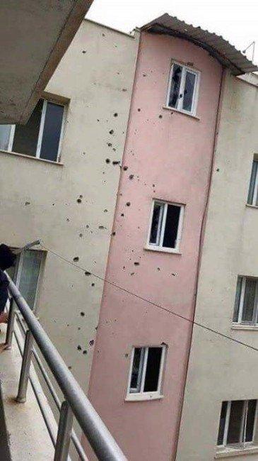 İdil'de Çatışmalar Şiddetlendi