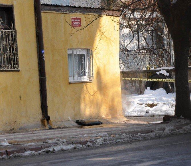 Sivas'ta Şüpheli Çanta Fünyeyle Patlatıldı