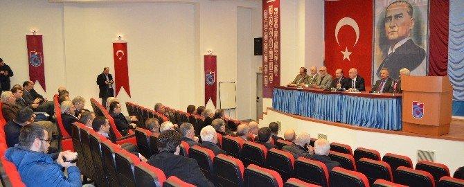 Trabzonspor'dan Ortak Deklarasyon
