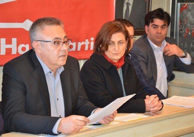 Uşak CHP, Belediyeye 3 Dava Birden Açtı