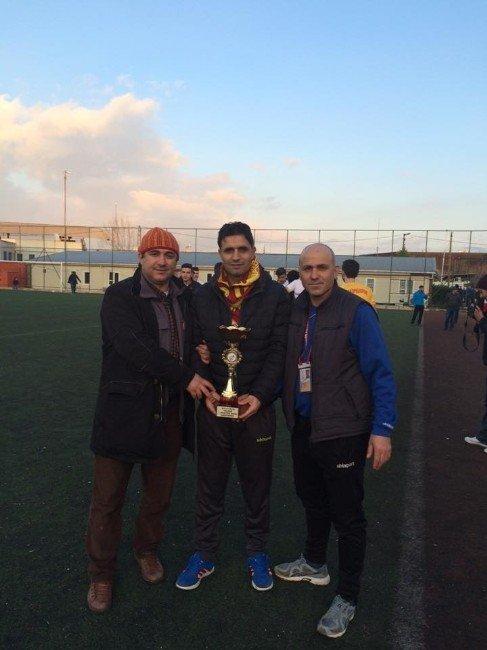 Yalova 1. Amatör Küme'de Taşköprüspor Şampiyon Oldu