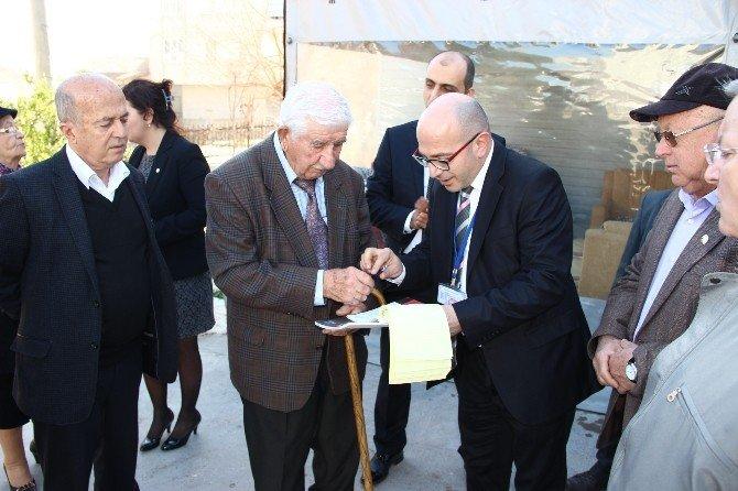 Dabaoğlu Vakfı, Suriyeli Türkmenleri Unutmadı